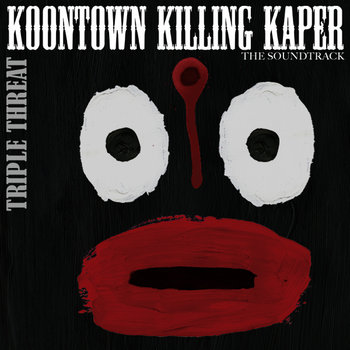 Koontown Killing Kaper Soundtrack cover art