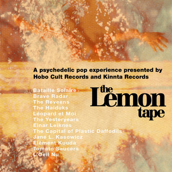 The Lemon Tape cover art