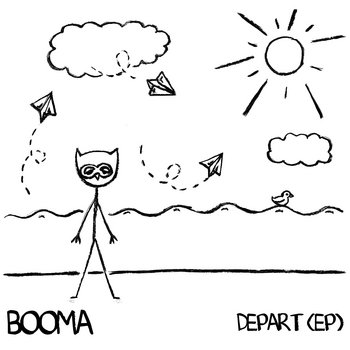 Depart (EP) cover art