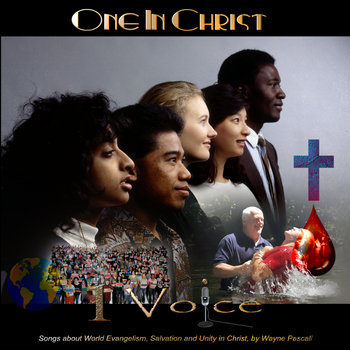 ONE IN CHRIST cover art