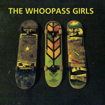 The Whoopass Girls cover art