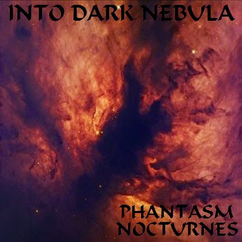 INTO DARK NEBULA cover art