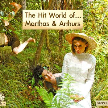 The Hit World Of... Marthas & Arthurs cover art