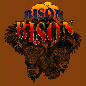 Bison, Bison cover art