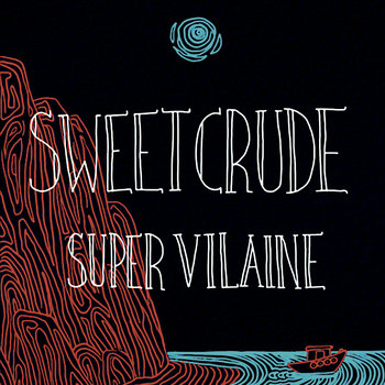 Super Vilaine cover art