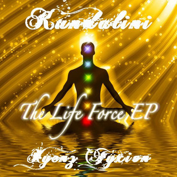 Kundalini: The Life Force EP cover art