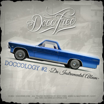 Doccology #2 (Instrumental Album) cover art