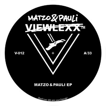 (Viewlexx V-012) Matzo & Pauli EP cover art