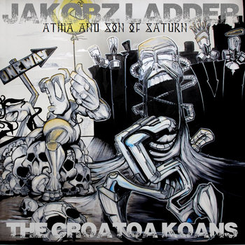 ATMA & Son of Saturn - Jakobz Ladder Vol. 1 (The Croatoa Koans)