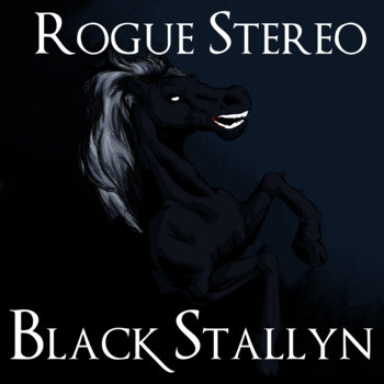 Black Stallyn Single cover art