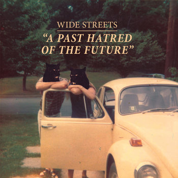 A Past Hatred Of The Future cover art