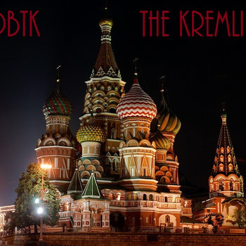 The Kremlin cover art