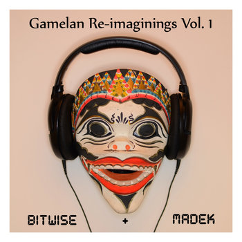 Gamelan Re-imaginings Vol. 1 cover art