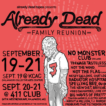 Already Dead Family Reunion 3 Sampler cover art