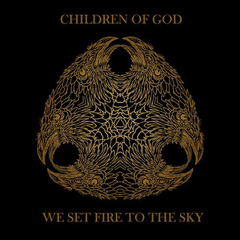 We Set Fire To The Sky cover art
