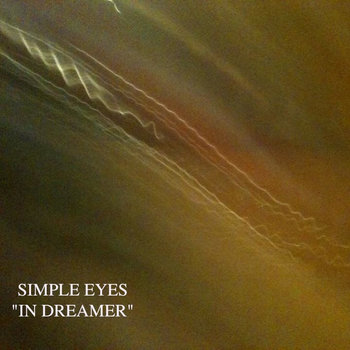 &quot;IN DREAMER&quot; cover art
