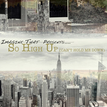 So High Up (Can't Hold Me Down) cover art