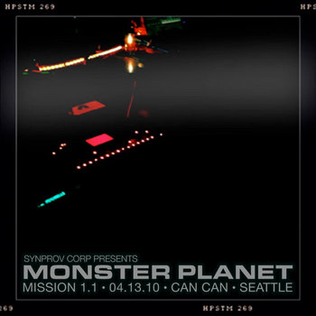 Monster Planet Mission 1.1