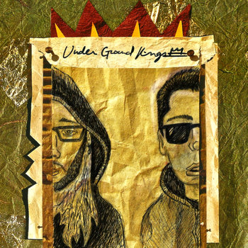 Under Ground Kings (ft. AA) cover art