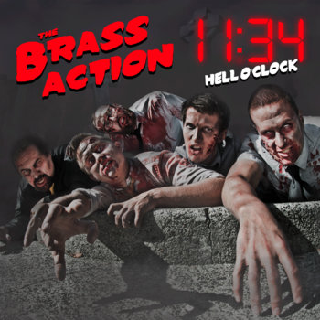 11:34 - Hell O&#39;Clock cover art
