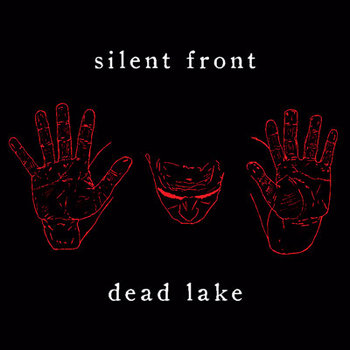 "Dead Lake - 12"" & CD Album Gatefold cover art"