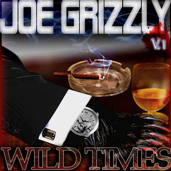 JoE GriZzLy Vol. 1 : WildTimes cover art