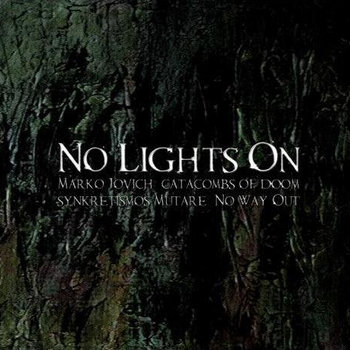 NO LIGHTS ON cover art