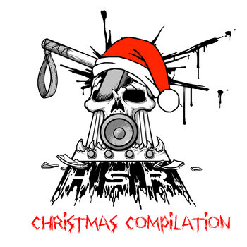 HSR Christmas Compilation cover art