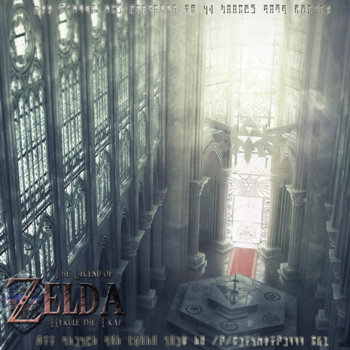 The Legend of Zelda: Hyrule the Trap [Pay What You Want Download (FREE)] cover art