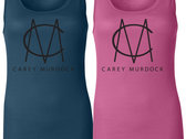 Logo Tank Top - Pink or Teal