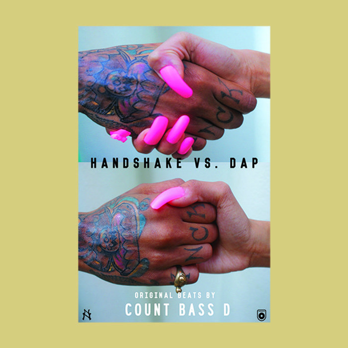 Count Bass D Rereleases His 'Handshake Vs Dap' Beat Tape On Never Normal Records