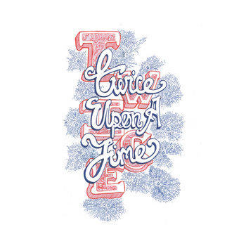 Twice Upon A Time (EP) cover art