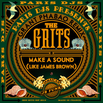 Make A Sound (Like James Brown) (Grant Phabao Remix) cover art