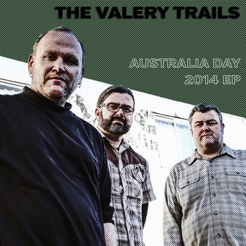 Australia Day 2014 E.P. cover art