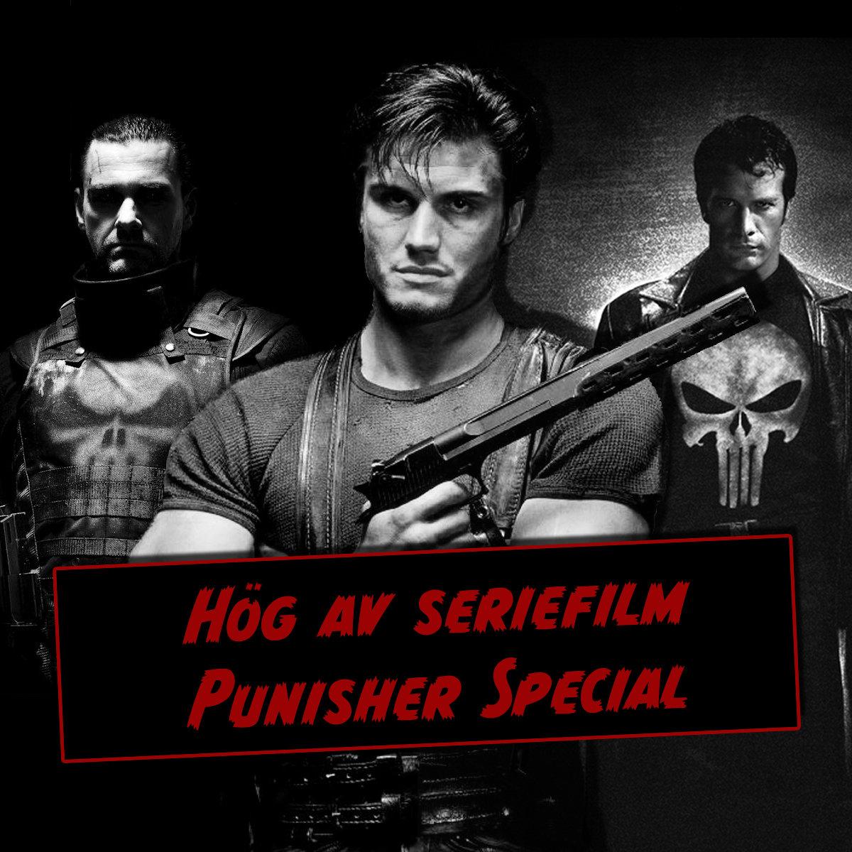 Punisher Special för en ynka Guldtia