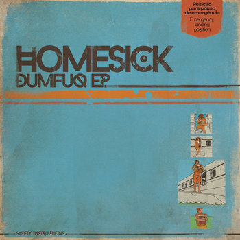 Dumfuq EP cover art