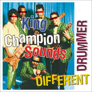 Different Drummer cover art