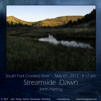Album Art - Streamside Dawn