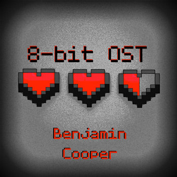 8-bit OST cover art