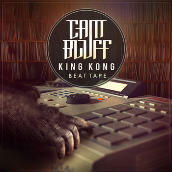 King Kong Beat Tape cover art
