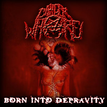 Born Into depravity cover art