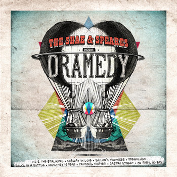 Dramedy cover art