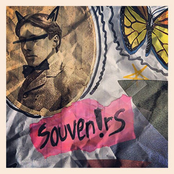 Souven!rs-EP cover art
