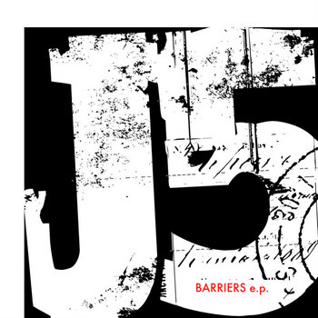BARRIERS e.p. cover art