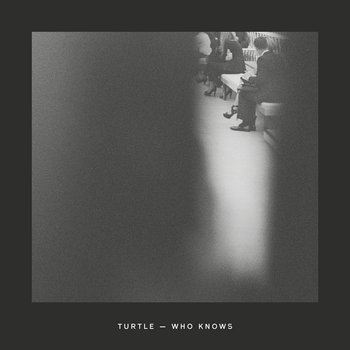 Turtle - Who Knows EP cover art