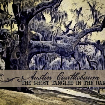 The Ghost Tangled in the Oaks cover art