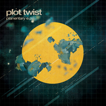 Planetary E.P. cover art