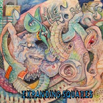 Expanding Squares cover art