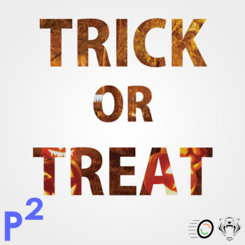 Trick or Treat (EP) cover art