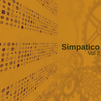 Simpatico Volume 2 cover art